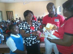 1. Presentation to the Principal and Student
