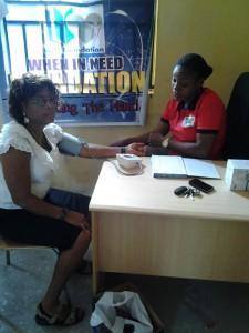 5. Blood pressure screening 2