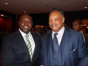 1 Kayode Malomo and Rev Jesse Jackson